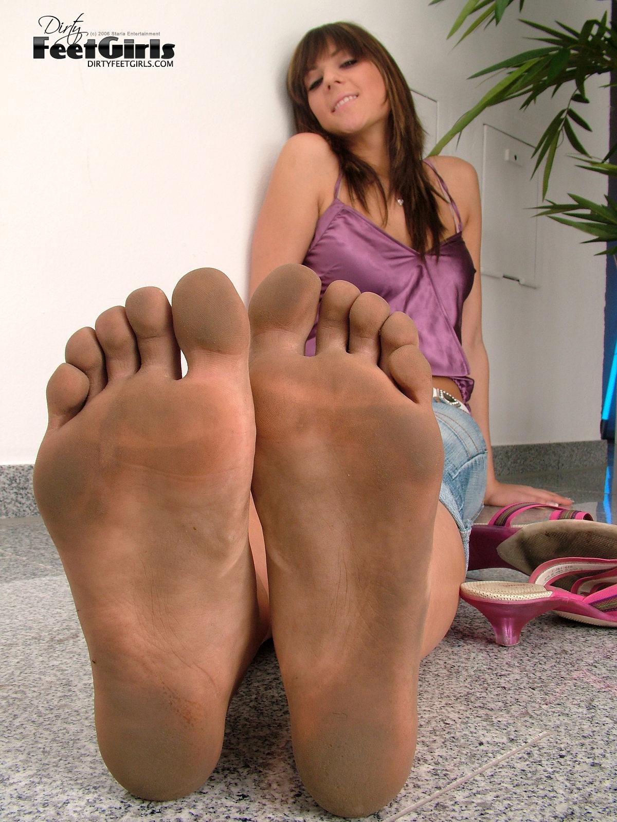Feet dusty 5590 fetish foot